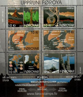 2009 Origins of the Faroes M/S