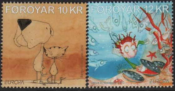2010 Europa - Children's Books