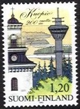 1982 Bicentenary of Kuopia