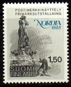 1985 Nordia Stamp Exhibition