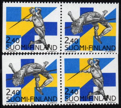 1994 Sweden-Finland Athletics