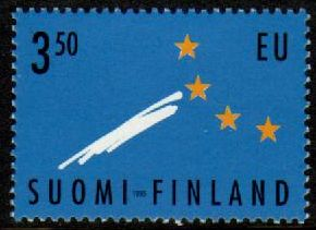 1995 Admission to European Union