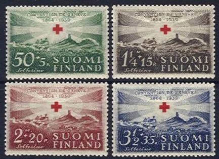 1939 Red Cross Fund