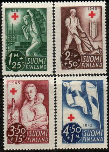 1945 Red Cross Fund
