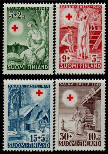 1949 Red Cross Fund