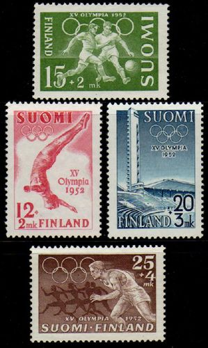 1951-52 Olympic Games