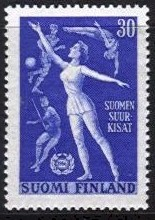 1956 Finnish Games