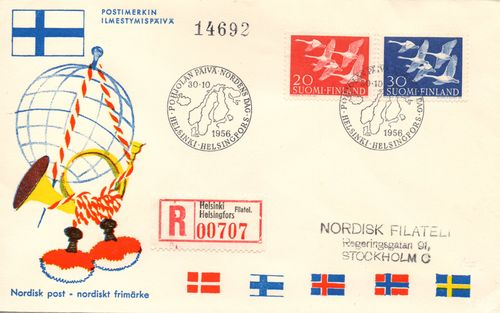 1956 Northern Countries Day