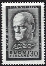 1957 Death of Sibelius