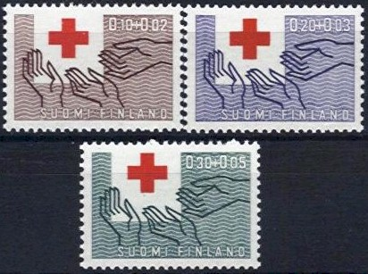 1963 Red Cross Centenary