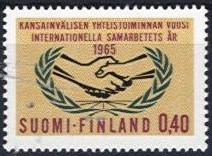1965 International Co-operation Year