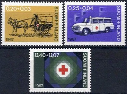 1967 Red Cross Fund