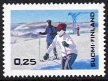 1968 Winter Tourism