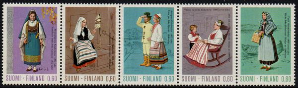 1973 National Costumes