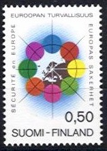 1972 European Co-operation (1st Issue)
