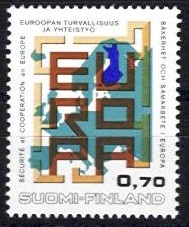 1973 European Co-operation (2nd Issue)