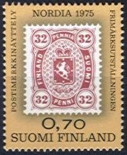 1975 Nordia Stamp Exhibition