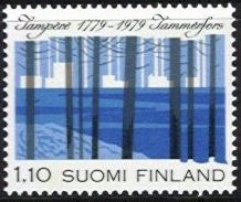 1979 Tampere Bicentenary (2nd issue)
