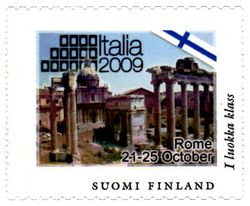 2009 Italia Stamp Exhibition