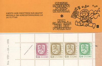 1978 Lion Definitives [No: 1721 - 04 - 1978]
