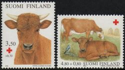 2000 Red Cross - Cattle