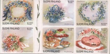 2001 Greetings Stamps