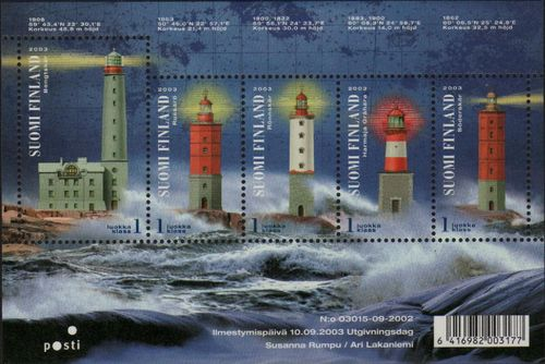 2003 Lighthouses M/S