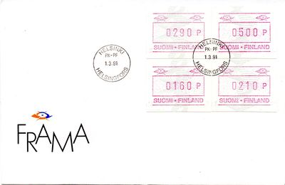 1991 New FRAMA Values