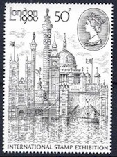 1980 Stamp Exhibition