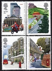 1985 Post Office Anniversary