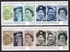 1986 Birthday of Queen Elizabeth II
