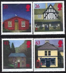 1997 Sub-Post Offices