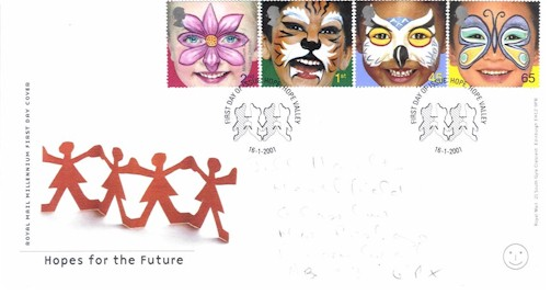 2001 The Future (Face Painting)