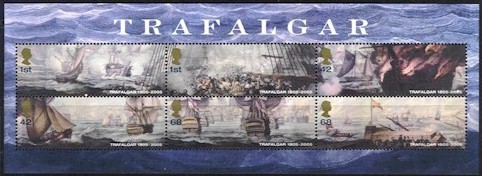 2005 Battle of Trafalgar M/S
