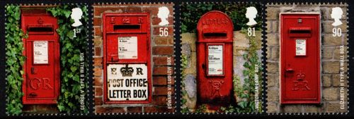 2009 Post Boxes