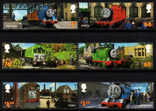 2011 Thomas the Tank Engine