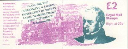 £2 Rowland Hill 2