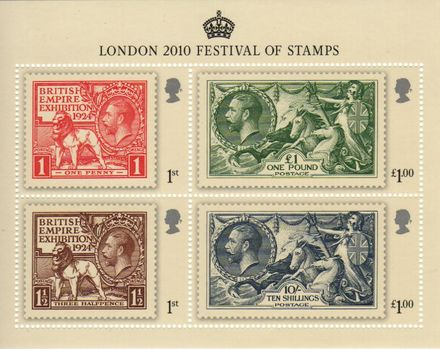 2010 Festival of Stamps M/S