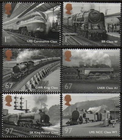2010 Great British Railways