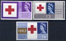 1963 Red Cross