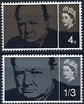 1965 Sir Winston Churchill