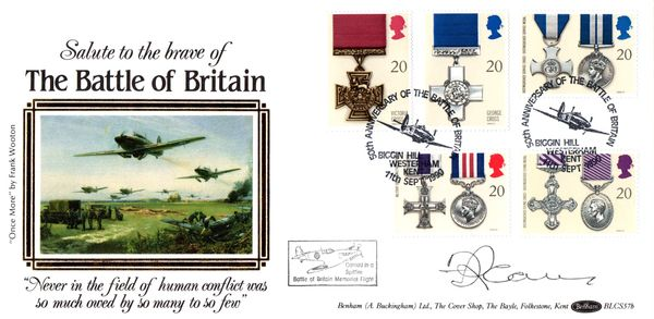1990 Battle of Britain Anniversary