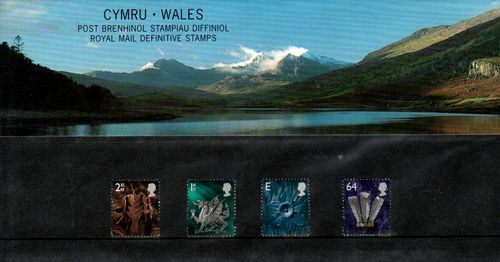 1999 Wales Pack No 46