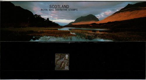 2000 Scotland Pack No 50
