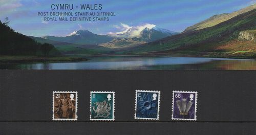2003 Wales Pack No 65