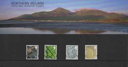 2003 Northern Ireland Pack No 66