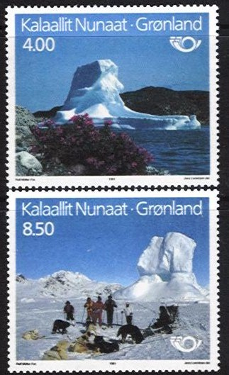 Greenland B Mclean Stamps For Collectors Online Stamp Shop