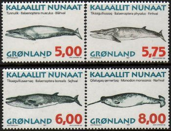 1997 Whales (2nd series)