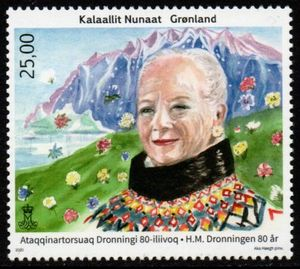 2020 Queen Margrethe Birthday