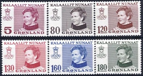 1978-79 Queen Margrethe Set